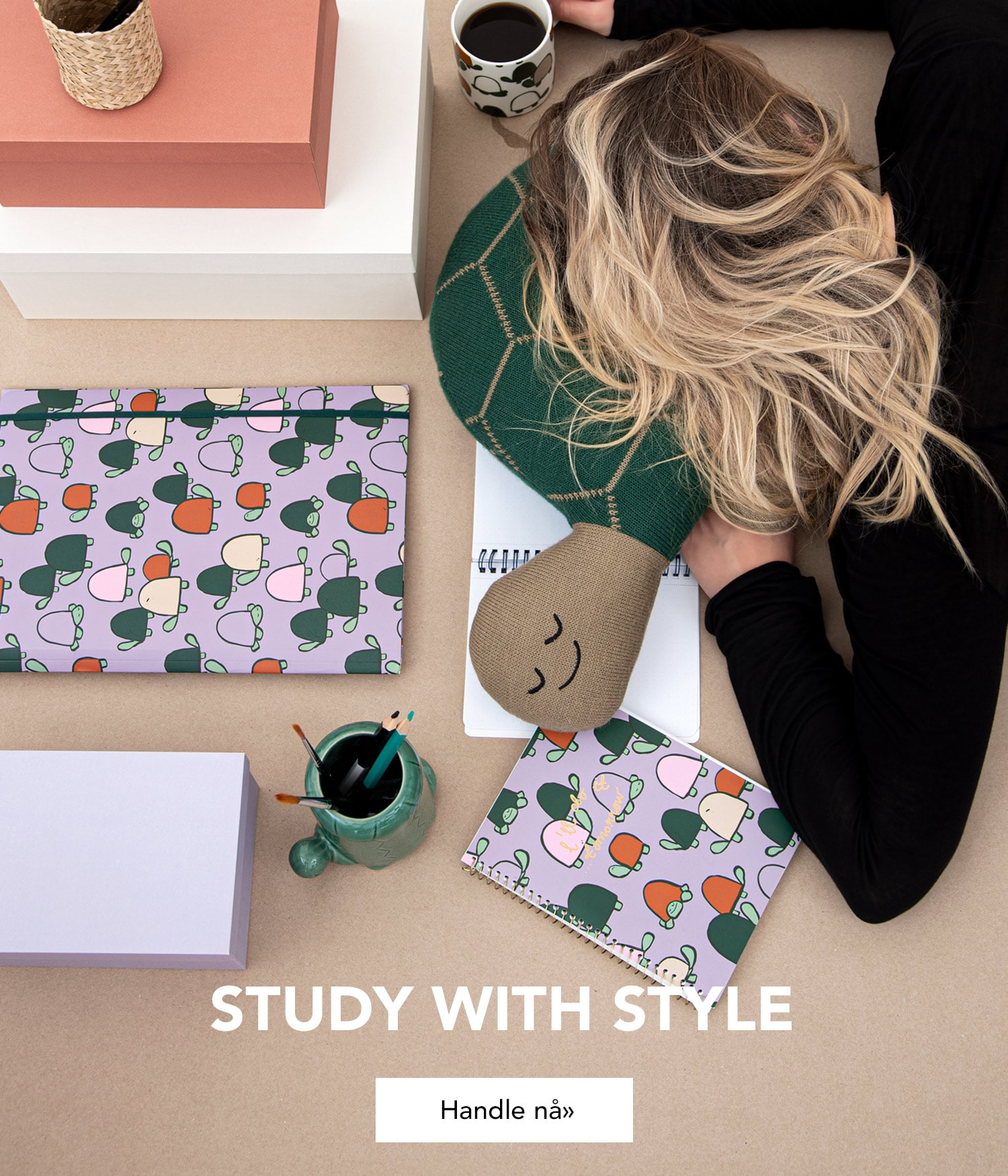 Study with style