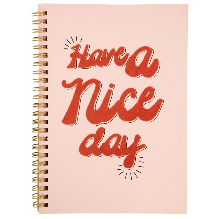 Bilde av Anteckningsblock Have A Nice Day - Anteckningsblock Have A Nice Day
