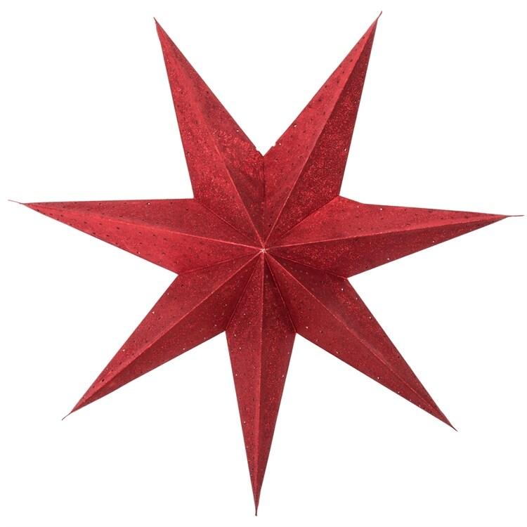 Bilde av Adventsstjärna Glitter - Adventsstjärna Glitter