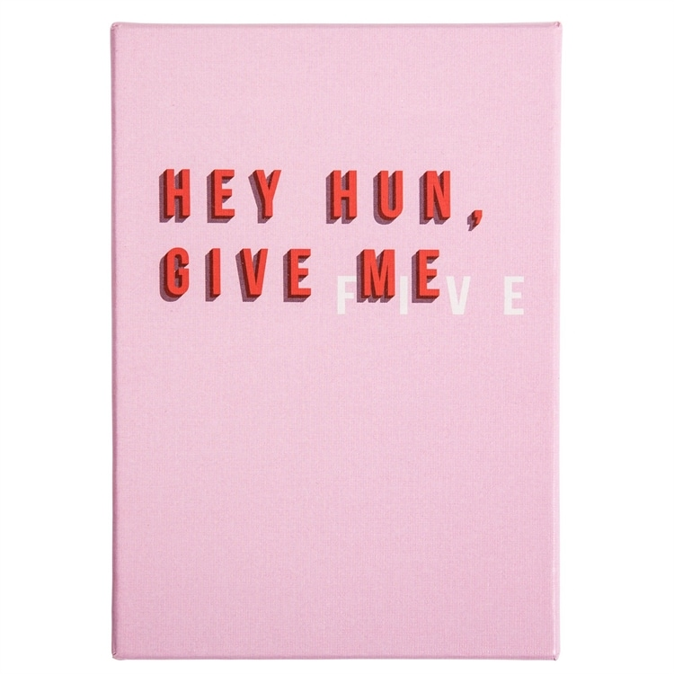 Bilde av Spel Hey Hun, Give Me Five - Spel Hey Hun, Give Me Five