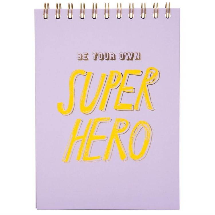 Bilde av Anteckningsblock Super Hero - Anteckningsblock Super Hero