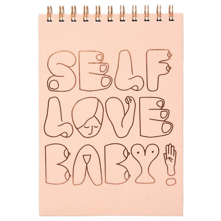 Bilde av Anteckningsblock Self Love - Anteckningsblock Self Love